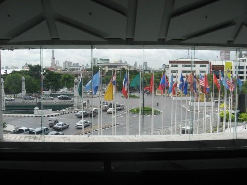 UN conference centre, bangkok