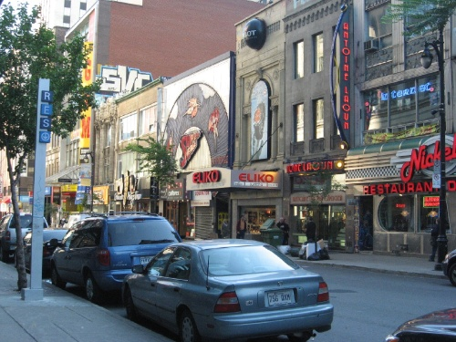 ste-catherine & the super sexe capes