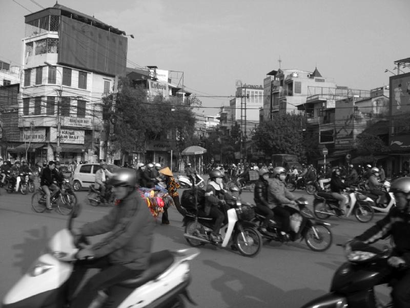 HN ton duc thang traffic