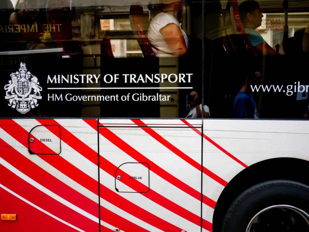 Ministry of Transport, HM Government of Gibraltar